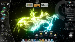 My 1st Customized desktop by IgnuhI