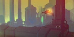 Speedpaint : The Wall by Cluly