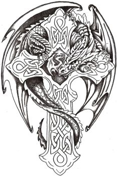 Dragon Lord Celtic by TheLob