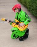 hide of X Japan by fourthemperor