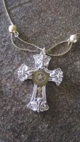 Steampunk Cross/Vampire Repellent by PunkTrunk