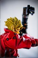 Vash has his eye on you by SomaKun