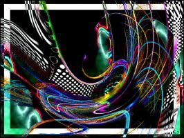 Neon Fractal by EinStud by BL8antBand