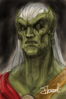 Kain is Deified by sinDRAWS