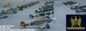 BF-109 Museum XD by DingoPatagonico