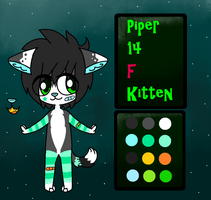 }Piper Ref{ by PiperMagician