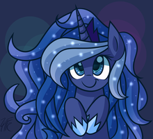 Princess of The Night by wildberry-poptart