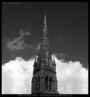 Church In The Clouds by fluffyvolkswagen