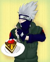 Happy b-day from KAKASHI by Winrry