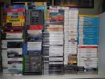 My video game collection at the end of 2016. by tfpivman