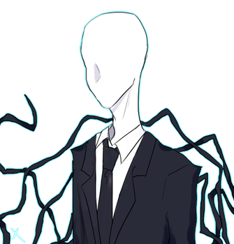 SIenderman by GFexe