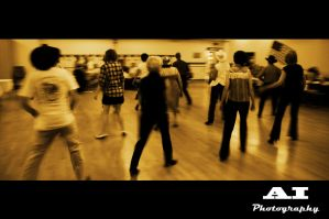 Line Dance by The-Baron