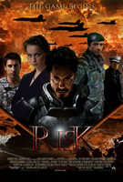 RISK: The Movie by HarrisonOdell