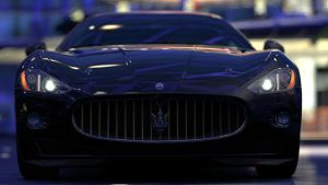 Maserat in the Red Bull Hangar by revsorg