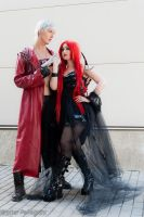 Romics 2011 Gio: DMC 1 by LarsVanDrake