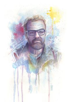 Walter White by guillembe