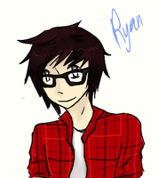 -Ryan- New oc by Manhoes-And-Mangoes