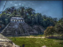 Palenque HDR by makobsan
