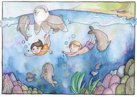 Song of the Sea by jellysocks