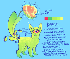 new bugger ref by furriendly