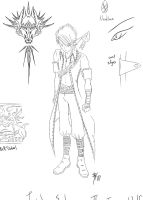 2007 Contest: Link: The Wolf by HollowRaevin