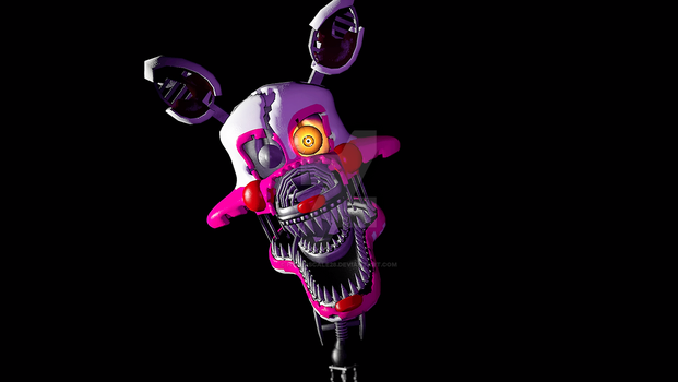 nightmare mangle by hyperscale28