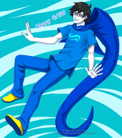 Homestuck - Happy 4/13! by Tagami-Crown