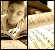 I love Reading by GemzLuvsMusic