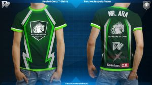 eSports Shirts for NoRespeta - By RealwhOunz by RealwhOunz