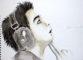 Billie Joe Armstrong by WinnieJoe