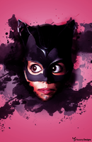 Catwoman poster by yousssry