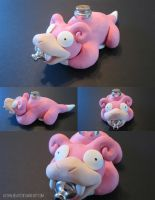 Slowpoke Pipe by AstralBeast