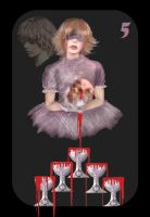 Tarot - Five of Cups by Whisper292