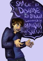 Disease and Danger by Grrrenadine