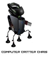 Computer Critter Chris v3.0 by drayh1985