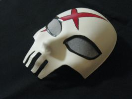 Red X Mask by Sirus-XIII