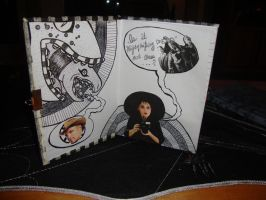 Beetlejuice Journal by Trenching-China