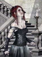 Brunilda by vampirekingdom