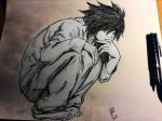 L from Death Note. by Atlus154274
