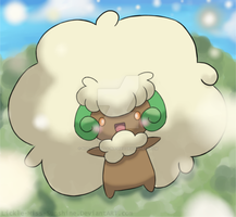 .:Whimsicott:. by Nocturnally-Blessed