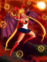 Sailor Moon Diano by whiteguardian