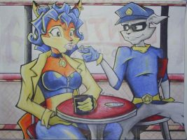 Two Cops of Coffee by AtsuiChokoreto