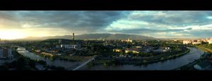 Panorama 1 by zewlean