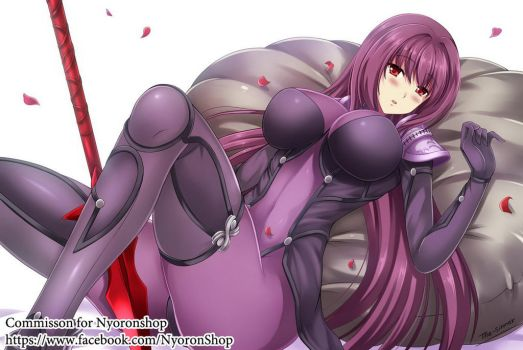 [CM] Scathach by The-Sinnerz