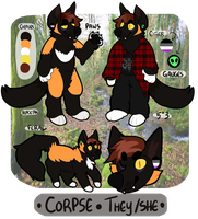 REF COMMISSION | CORPSEPARTY @ FA by tropicalfriend