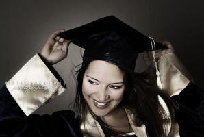 graduation by leyli
