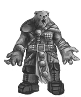 Bearman concept 2 by Adzerak