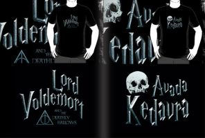 Death Eater T-shirts by Silvanne