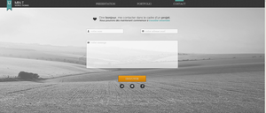 Min-T Website - Finally ONLINE #contact by olafviking
