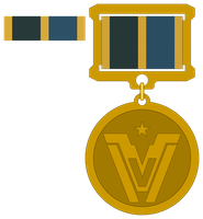 Vanguard Service Award by CommieTechie
